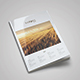Clean & Elegant Magazine Template - GraphicRiver Item for Sale