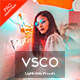 VSCO Lightroom Presets - GraphicRiver Item for Sale