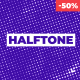 Halftone Textures - VideoHive Item for Sale