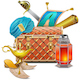 Vector Eastern Chest - GraphicRiver Item for Sale