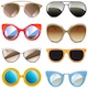 Vector Sun Glasses - GraphicRiver Item for Sale