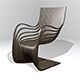 Pipo chair 3D_Object