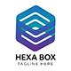 Hexagon Box Logo