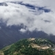 Beautiful Movement of Clouds in the Himalayas - VideoHive Item for Sale