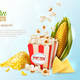 Corn Products Composition - GraphicRiver Item for Sale