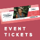 Event Tickets Template 34