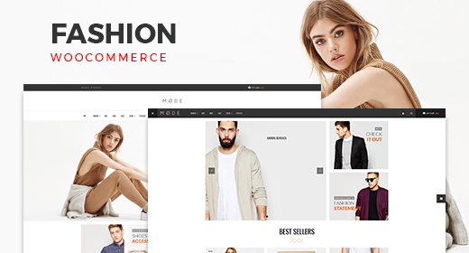 Fashion Shop Woocommerce Themes