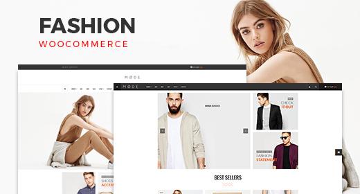 Fashion Shop Woocommerce Themes