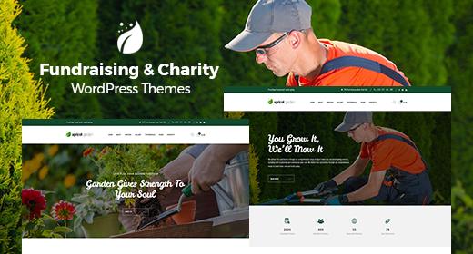 Fundraising & Charity WordPress Themes
