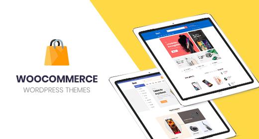 Multiple Niches Woocommerce WordPressThemes