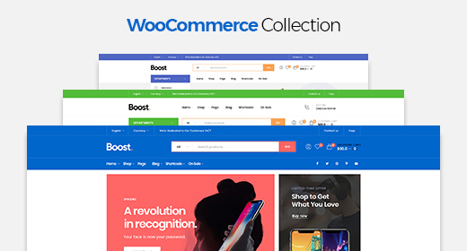 Multishop WooCommerce WordPress Themes