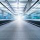 escalator motion blur  - PhotoDune Item for Sale