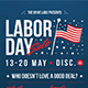 Labor Day Sale Flyer - GraphicRiver Item for Sale