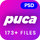 Puca - Multipurpose eCommerce PSD Template - ThemeForest Item for Sale
