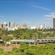 Nairobi Skyline And Uhuru Park Panorama, Kenya - PhotoDune Item for Sale