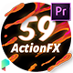 ActionFX | Fire Smoke Water Effects for Premiere Pro - VideoHive Item for Sale