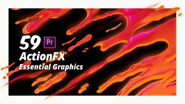 ActionFX | Fire Smoke Water Effects for Premiere Pro 21789128