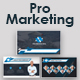Pro Marketing Google Slides Presentation - GraphicRiver Item for Sale