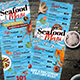 Seafood Menu Template - GraphicRiver Item for Sale
