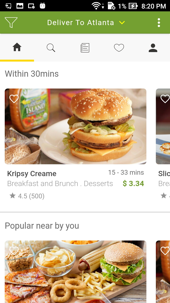 Image Result For Codecanyon Food Delivery