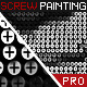 Screw Painting Photoshop Action - GraphicRiver Item for Sale