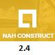 Nah Multipurpose Construction Drupal 8.5 - ThemeForest Item for Sale