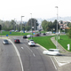 Road traffic at roundabout junction - PhotoDune Item for Sale