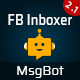 MsgBot - A FB Inboxer Add-on : Multi-account & Multi-page Facebook Messenger Chat Bot - CodeCanyon Item for Sale