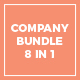 Company Bundle 8 in 1 - GraphicRiver Item for Sale