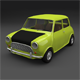 Car Mini 1985 - 3DOcean Item for Sale