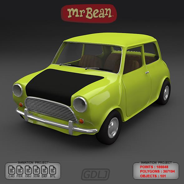 Car Mini 1985