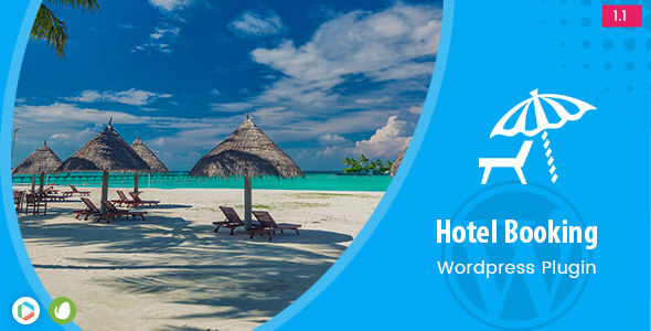 Luxury - Hotel Booking Wordpress Plugin - CodeCanyon Item for Sale