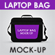 Laptop Bag Mockup