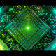 Abstract Green Crystal VJ - VideoHive Item for Sale
