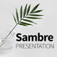 Sambre Google Slides Template - GraphicRiver Item for Sale