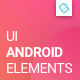 Matta - Material Design Android UI Template / Theme App