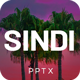 Sindi Powerpoint Template