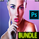 Photoshop Actions Bundle - GraphicRiver Item for Sale