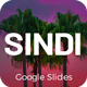 Sindi Google Slides - GraphicRiver Item for Sale