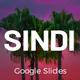 Sindi Google Slides - GraphicRiver Item for Sale