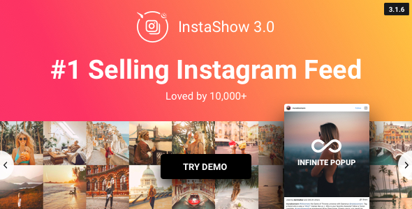Instagram Feed - jQuery Plugin for Instagram - CodeCanyon Item for Sale
