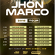 DJ Tour Dates Flyer - GraphicRiver Item for Sale