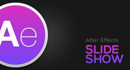 After Effects Slideshow or Video Display