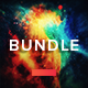 480 Space Backgrounds Bundle