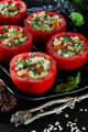 Rice Stuffed Tomatoes - PhotoDune Item for Sale