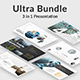 Ultra 3 in 1 Bundle Creative Keynote Template - GraphicRiver Item for Sale