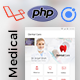 Dentist and other Doctors Appointment IONIC 3 App with PHP Backend | Complete App