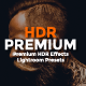 6 Premium HDR Lightroom Presets - GraphicRiver Item for Sale