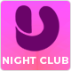 Night Club App - React Native Expo App