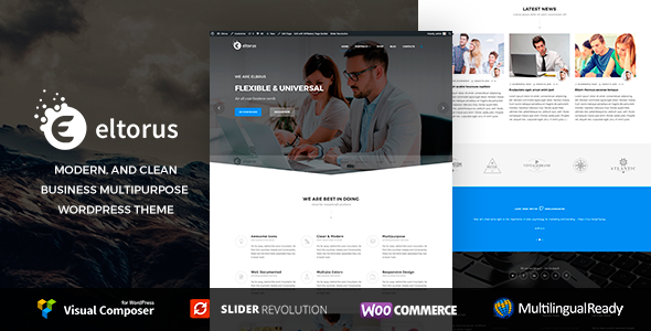 Eltorus  - Multipurpose WordPress Theme